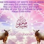 Eid Ul Adha SMS Messages (All Time Best)