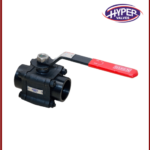 How to use forged steel ball valve in industrial units?