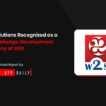 W2S Solutions on MobileAppDaily