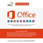 How to Setup MS Office?