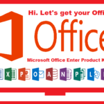 Install And Activate The MS Office Setup via office.com/setup