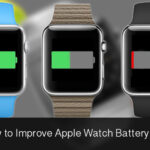 How to Fix Poor Apple Watch Battery Life