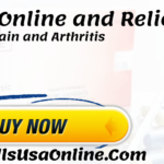 Buy Tramadol Online and Relieve the Symptoms of Back Pain and Arthritis
