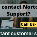 How to contact Norton Tech support?