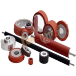 Silicon Roller, Rubber Roller Manufacturer, Conpaptexrollers