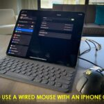 How to Use a Wired Mouse With an iPhone or iPad