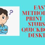 Easy Methods to Print Pay Stubs in QuickBooks Desktop