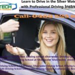 Driving lesson Silverwater