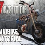 How to Build a Minibike in Navesgane in 7 Days to Die