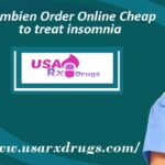 Order Ambien 10mg Online As Effective Treatment for Insomnia