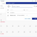 Create Events on Google Calendar With Ease