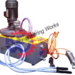 Hydraulic Power Pack for Textile Industry, Textile Machine, Krishna Engineering Works