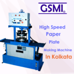 High Speed Paper Plate Making Machine In Kolkata